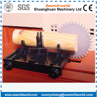 Competive Price Sales Used Cutting Circular Sawmill Machine