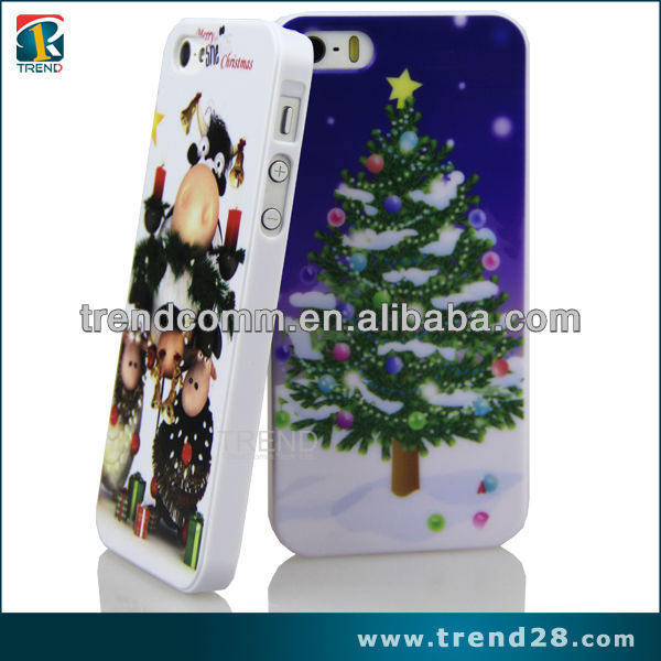 new products 2014 Christmas gift case for iphone 5/5s