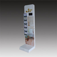 new invention plywood display holder for digital products