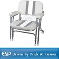 86601-04 Deluxe folding marine deck chair