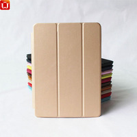 #Original Official 1:1 Slim Leather Magnetic Smart Cases For Ipad Air 1(Ipad 5) Case Cover