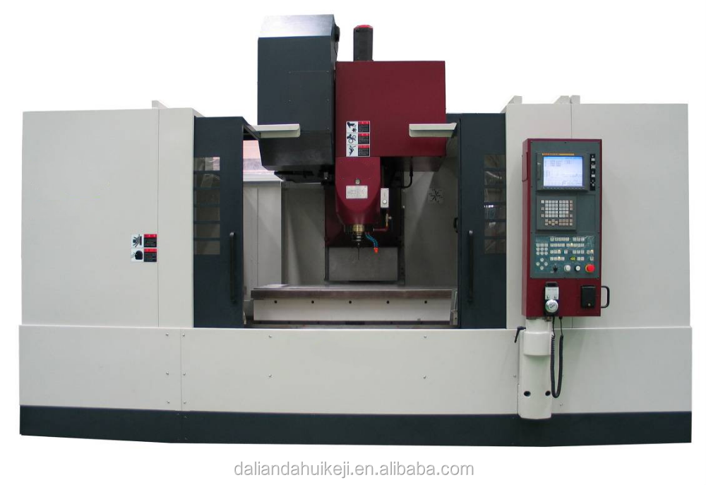 MDV95 Can Withstand The High G Movement Of moment Of Inertia CNC Machining Center