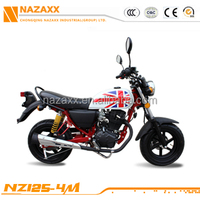 NZ125-4M 2016 125cc New Barato Proeminenter Hot sales Adults Street/Calle Motorcycle/ Motocicleta
