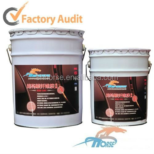 Epoxy Resin/Hysol HM-180 Carbon Fiber Based Adhesive with water resistance