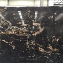 factory price cosmic black granite