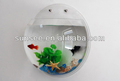 4.6L aquaculture fish tanks ,acrylic fish bowl, Led light optional. EE-024