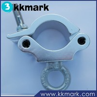 half coupler with ring/truss clamp with ring/couplers with ring