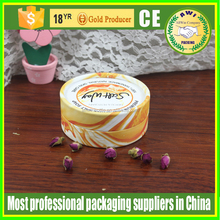 high quality paper package tube for hand soap packaging