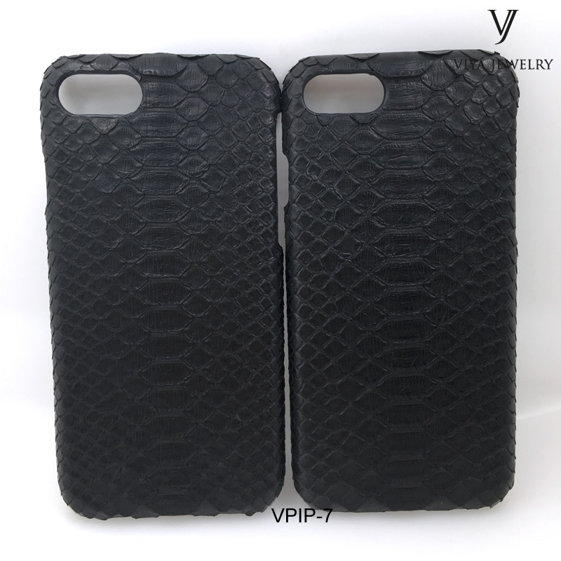 Fashion Hot Sell Genuine Stingray leather Phone Case