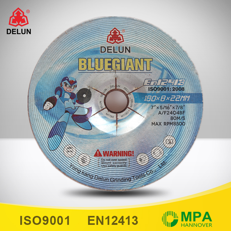 DELUN Abrasive Grinding Tools Different Kinds of Grinding Wheels