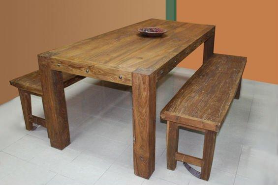 Muebles comedor teca 20170905003126 for Muebles madera teca