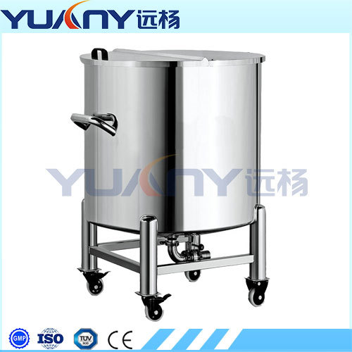Stainless Steel Cosmetic Storage Tanks For Food and Chemical Industry