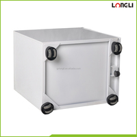 LongLi Cushion top Office storage/Pedestal filing cabinet with wheels/stationery cupboard