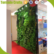 2018 New Product Felt Vertical Garden Hydroponics System Plant Wall Covering