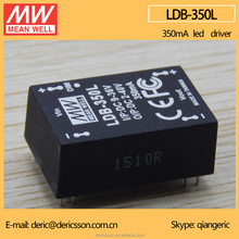 MEAN WELL LDB-350L constant current led drivers for 350ma