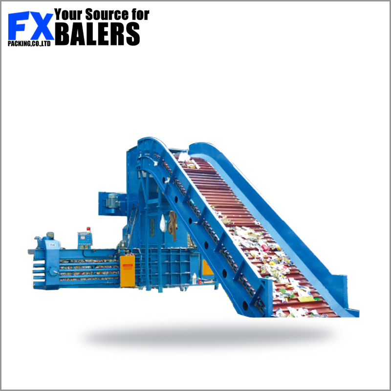 waste cotton recycling press machine