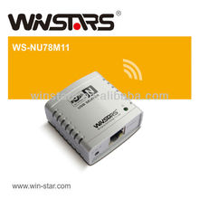 100Mbps Networking USB 2.0 Server.usb print server.