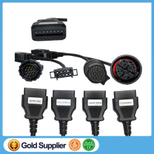 Truck Cables OBD2 OBDII Adaptors Connectors Cable for AUTOCOM CDP PRO Diagnostic Interface Scanner Diagnostic Tool