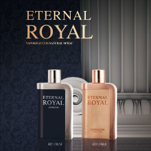 Europe market elegant eternal royal jasmine perfume