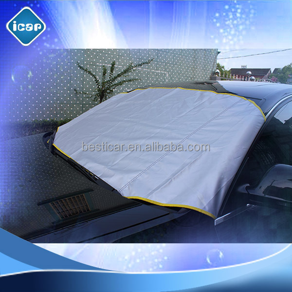 Cold Ice Snow Protector Car Front Windshield Window Cover