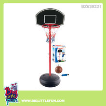 3 IN 1 Children plastic adjustable basketball stand