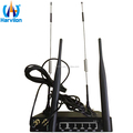 300Mbps Industrial M2M Mobile WiFi Wireless Router 4G LTE BUS WiFi Equipment Modem with 5 RJ45 Ports