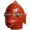 NEW Latex Funny Fish Mask High Quality Party Animal Mask Fancy Dress Costume