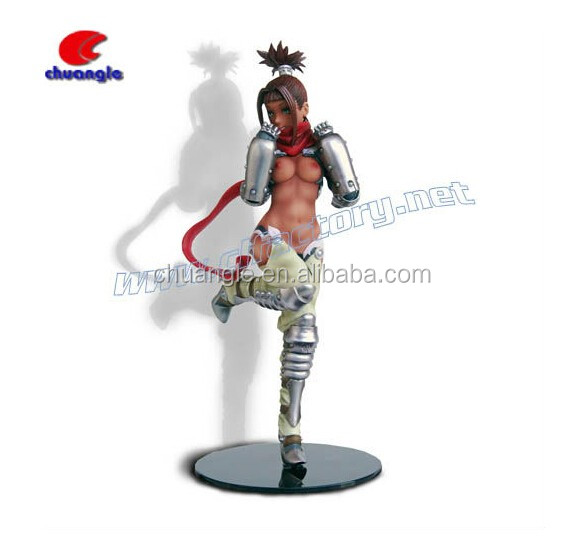 Customized Sexy Girl PVC Toys OEM Plastic Cartoon Anime Figure Toys