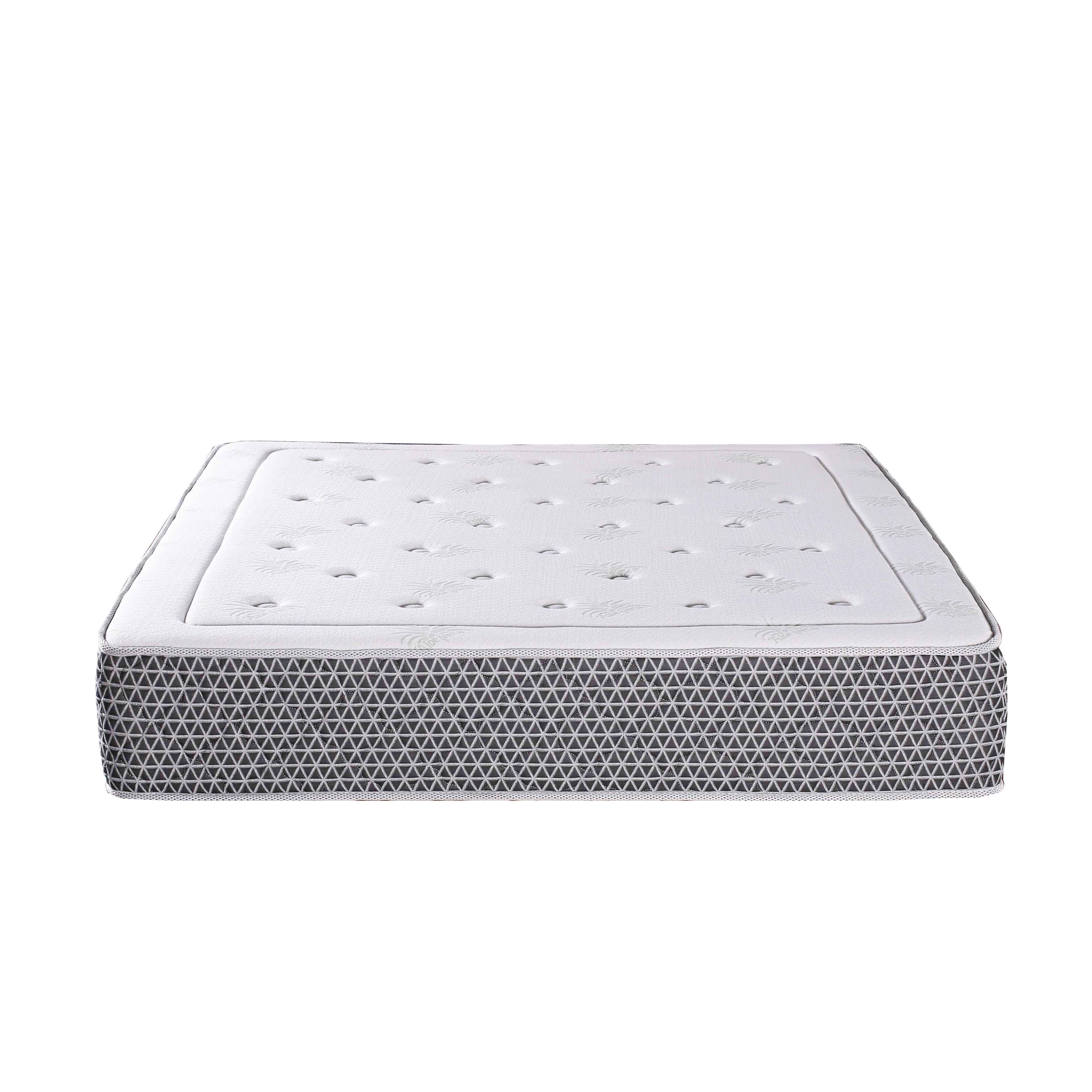 Alibaba Trade Assurance supplier High density foam pocket spring hybrid mattress 10% OFF hot sale now - Jozy Mattress | Jozy.net