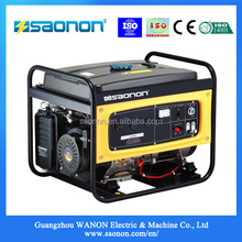 small portable 2.2kva Gas Generators with reliable quality For Sale