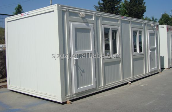 Home Designs Modular House Expandable Prefab Container House from China