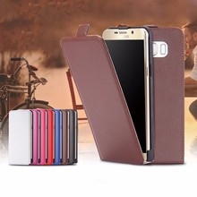 PU Leather Case Cover Magnetic Up Down Case Accept Custom logo for Xiaomi 6 5s 5c