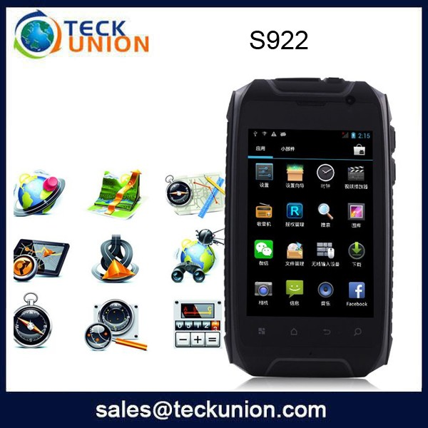 S922 MTK6572 3.5inch Rugged Dual Core 3G Android Smart Phone