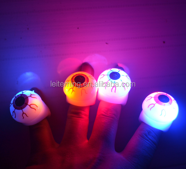 Soft Flicker flashing led LED Jelly Rings for party
