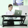 Sit-Stand Desktop Workstation ,Ships fully assembled