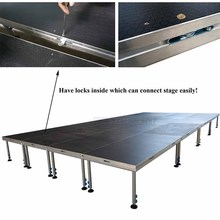 Professional manufacturer wholesale aluminum portable stage platform