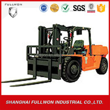China gold supplier Seenwon diesel forklift truck 5 ton loading capacity