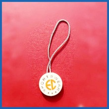 Wholesale Plastic Jewelry Tags with String