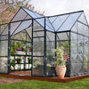 Homely Garden Polycarbonate Commercial Greenhouse