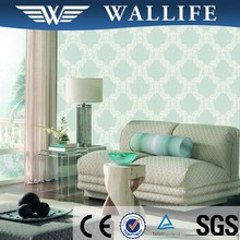 S10804 special design fireproof hotel wallpaper designs