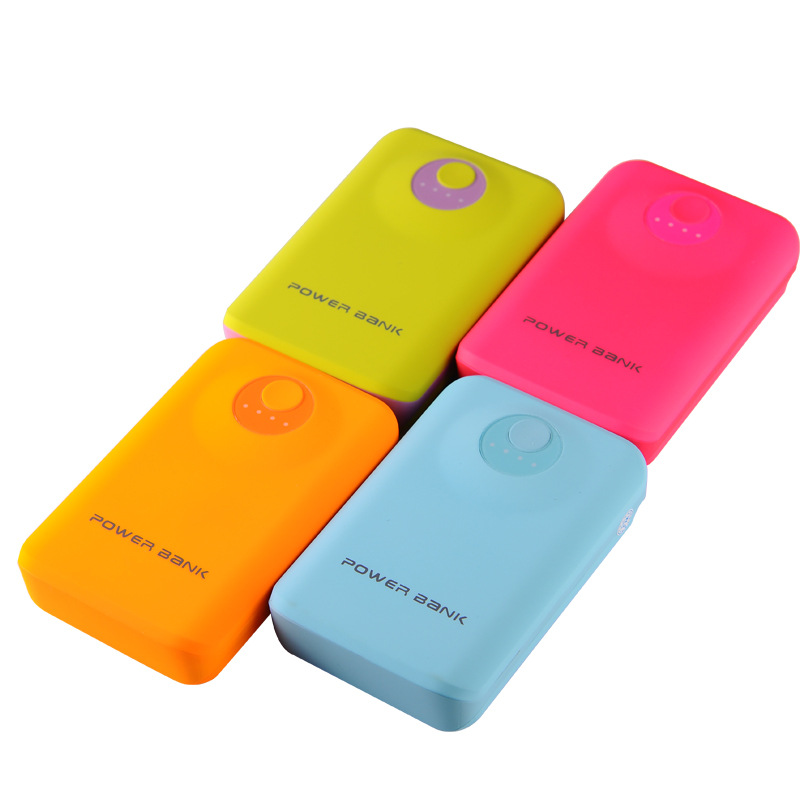 Power on the go festival portable mobile charger smart phone charger on the music party 2 usb portable power bank charger