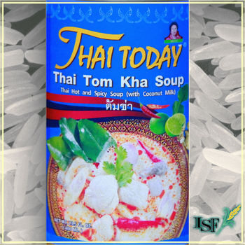 Canned Food Instant Thai Tom Kha Hot and Sour Soup for sale