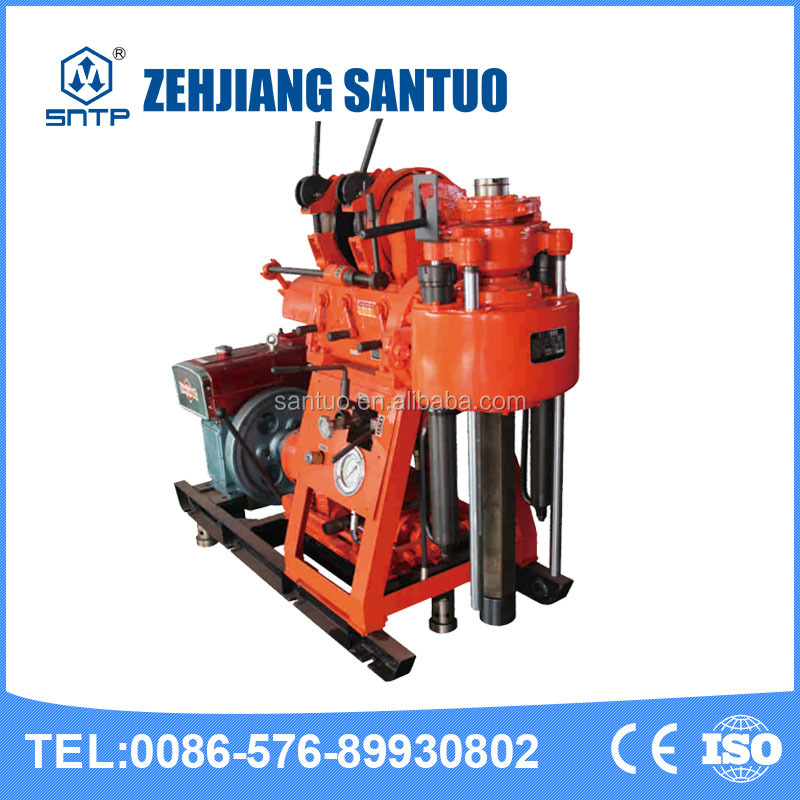 water well drilling rig machine XY-1A-4, DRILLING RIG
