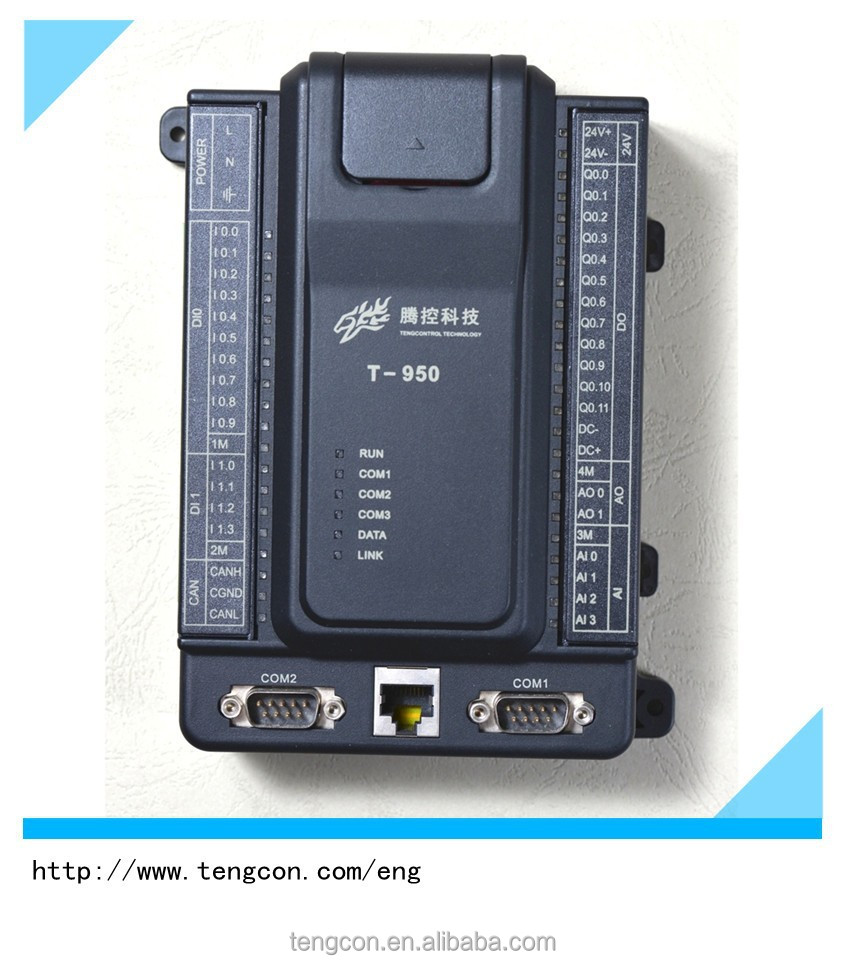 High Speed Pulse Output PLC T-950 Programmable Controller