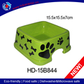 Hot sale large capacity dog feeders and cat water bowl ceramics
