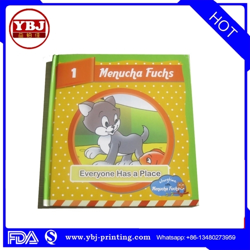 Printed Full Color Creative children book printng