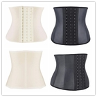 High Quality Sexy Hot Slimming Nature Rubber Waist Training Waist Shaper Corsets For Women