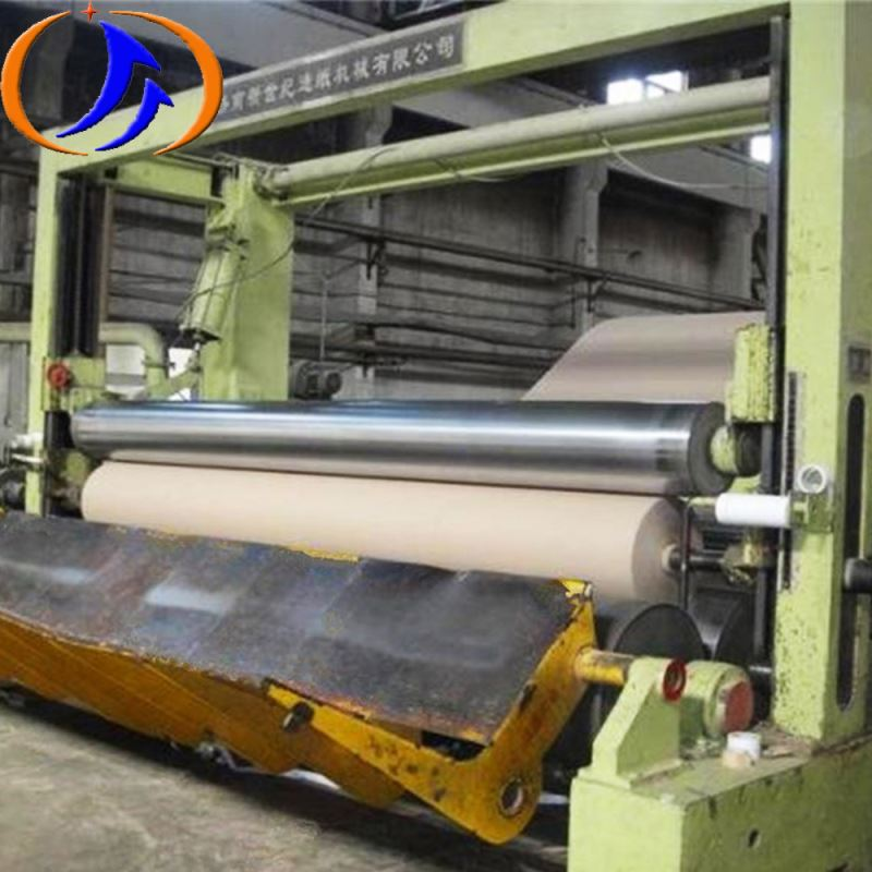 China Supplier Fourdrinier Type 3200mm Kraft/Fluting/Craft Paper Making Machine with Wheat Rice Straw Raw Material