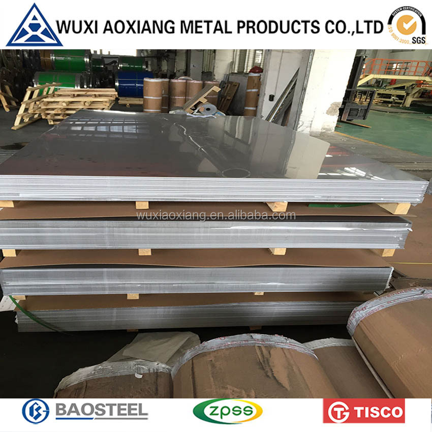 Online Shopping AISI Stainless 4*8 Steel Sheet 201 Placa Made In China