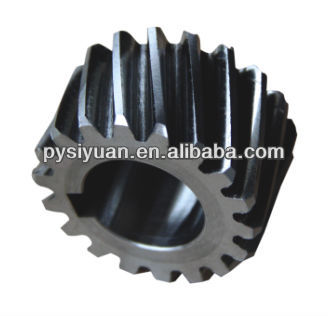 gear wheel,roll teeth processing